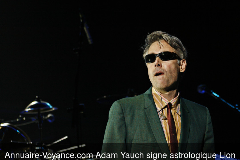 Adam Yauch Lion