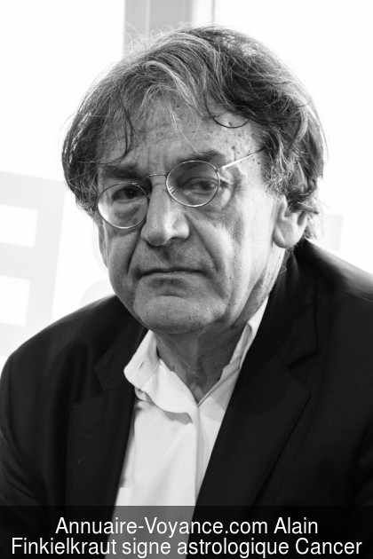 Alain Finkielkraut Cancer