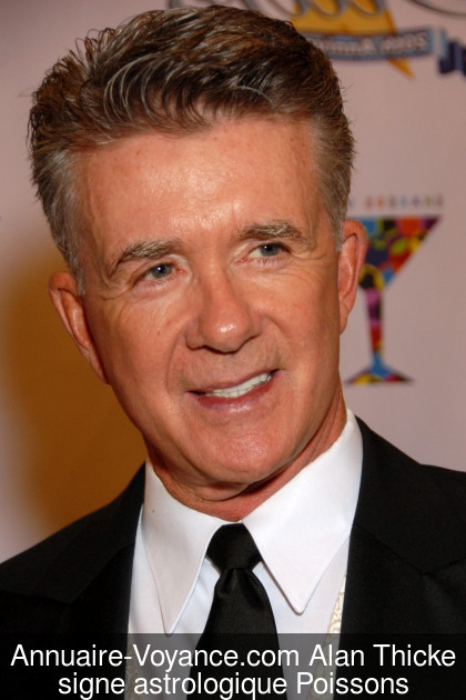Alan Thicke Poissons