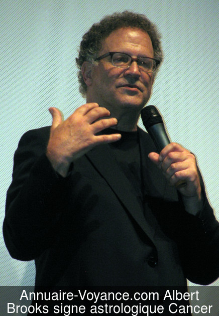 Albert Brooks Cancer