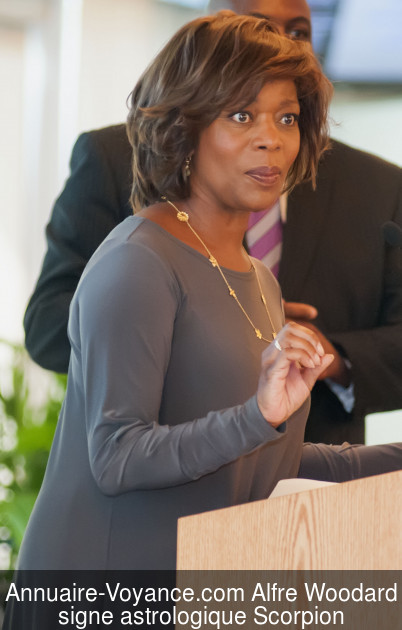 Alfre Woodard Scorpion