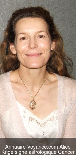 Alice Krige Cancer