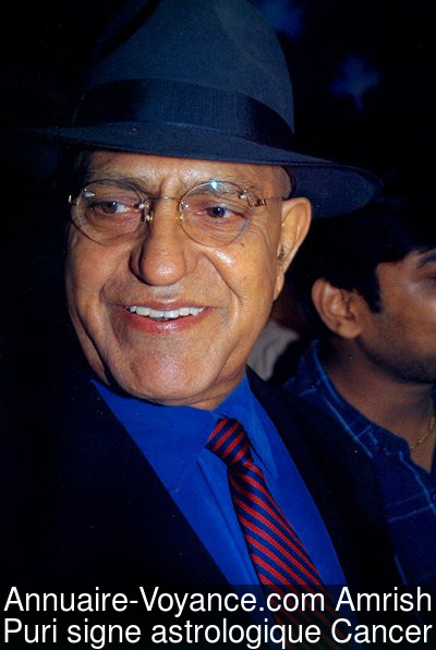 Amrish Puri Cancer