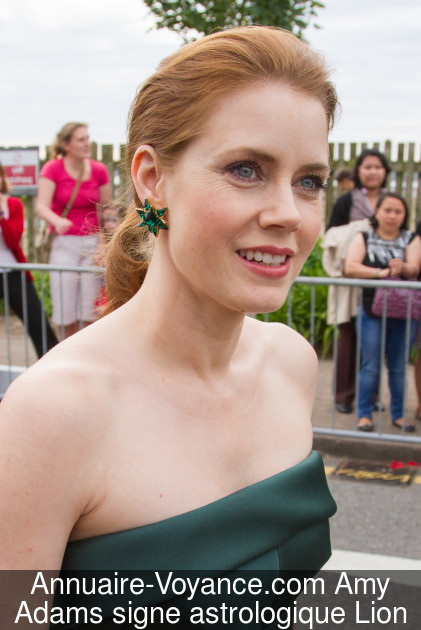 Amy Adams Lion