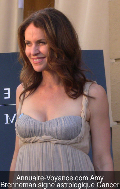 Amy Brenneman Cancer