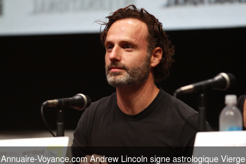 Andrew Lincoln Vierge
