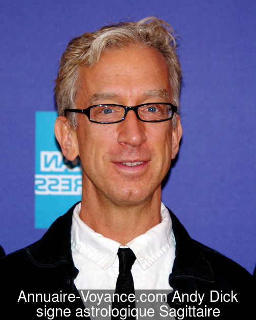 Andy Dick Sagittaire