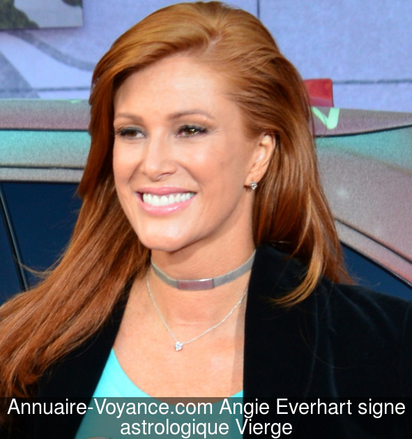 Angie Everhart Vierge
