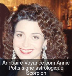 Annie Potts Scorpion
