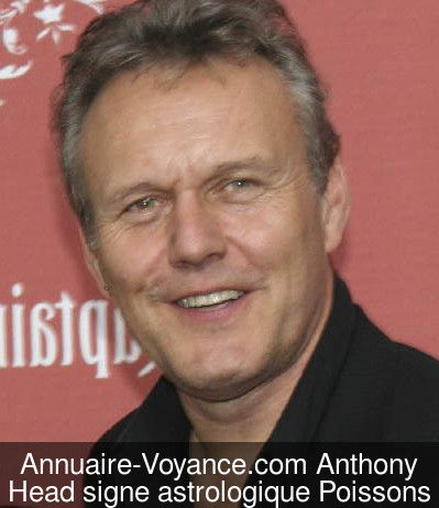 Anthony Head Poissons