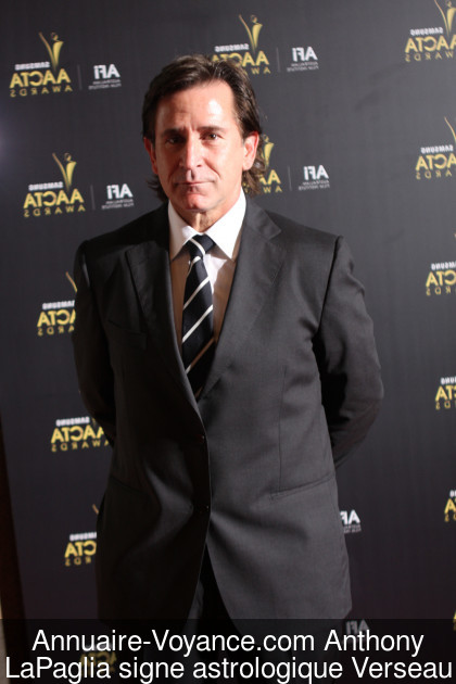 Anthony LaPaglia Verseau
