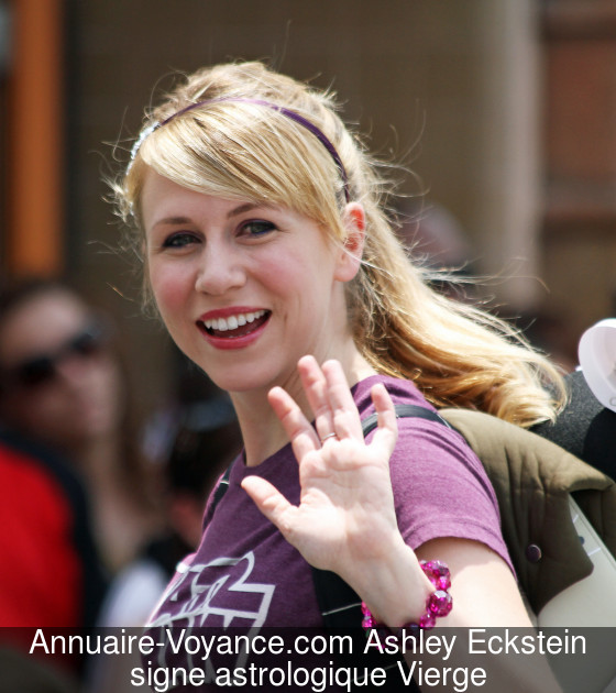Ashley Eckstein Vierge