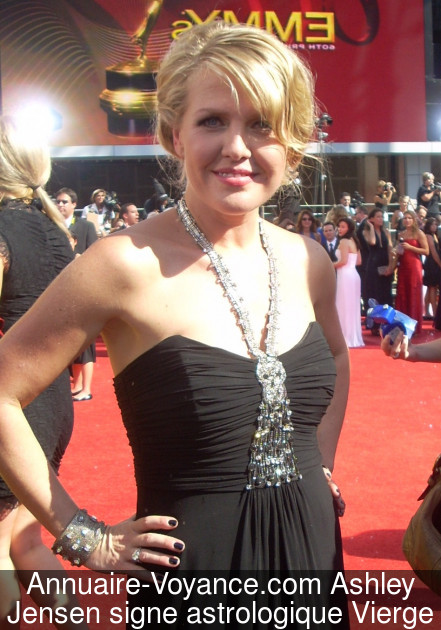 Ashley Jensen Vierge