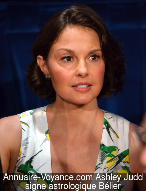 Ashley Judd Bélier
