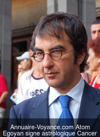 Atom Egoyan Cancer