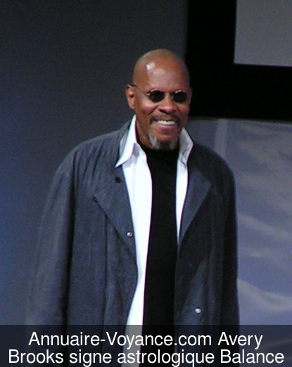 Avery Brooks Balance