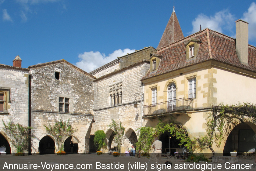 Bastide (ville) Cancer