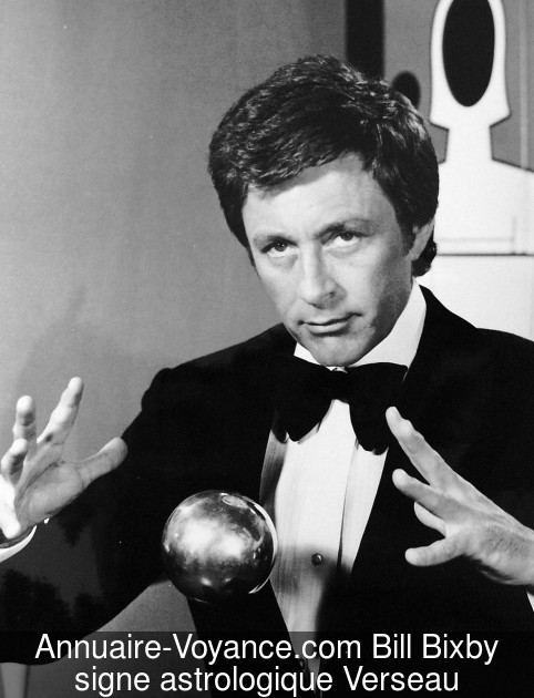 Bill Bixby Verseau