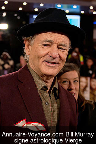 Bill Murray Vierge