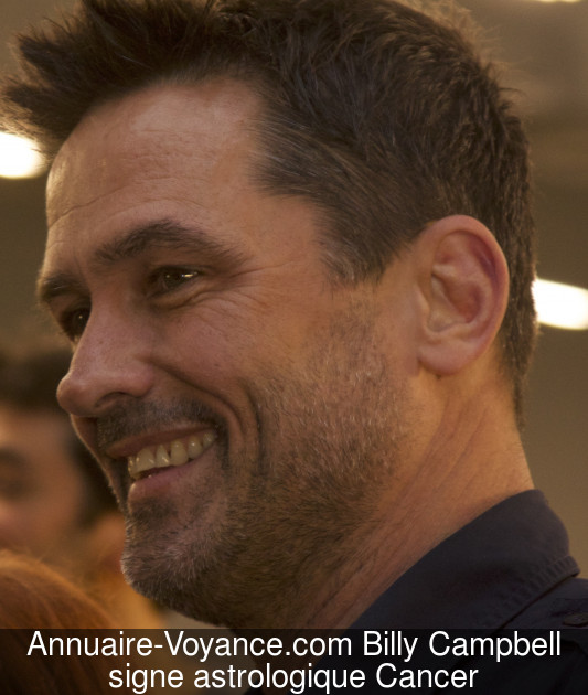 Billy Campbell Cancer