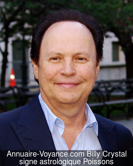 Billy Crystal Poissons