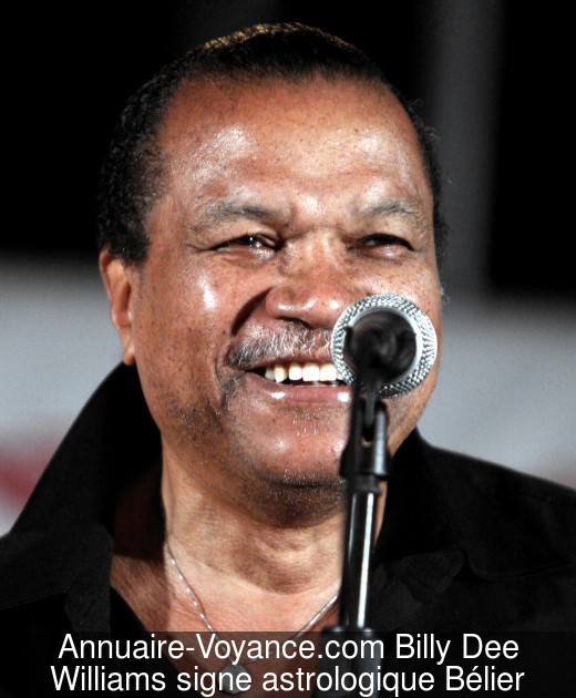 Billy Dee Williams Bélier