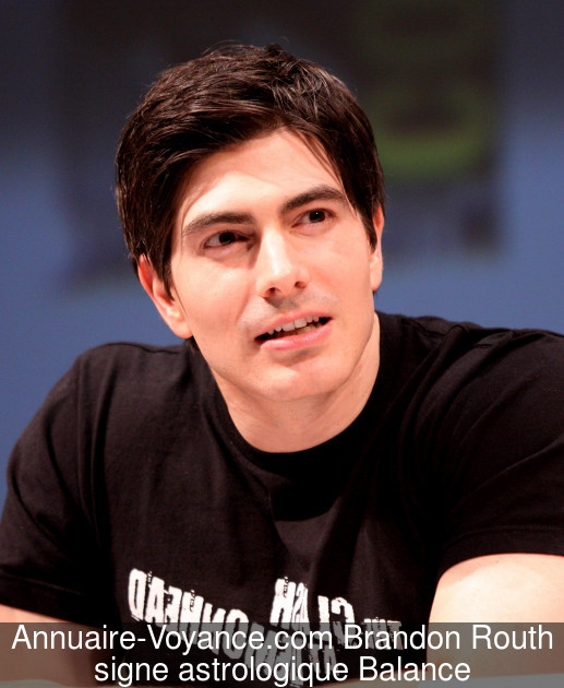 Brandon Routh Balance