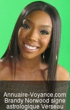 Brandy Norwood Verseau