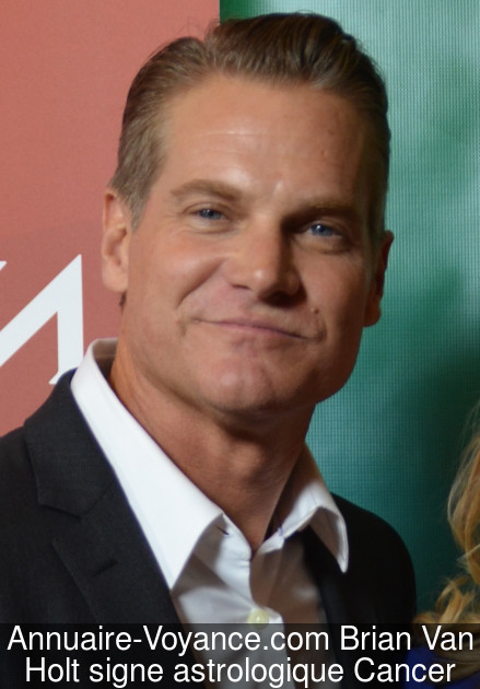 Brian Van Holt Cancer