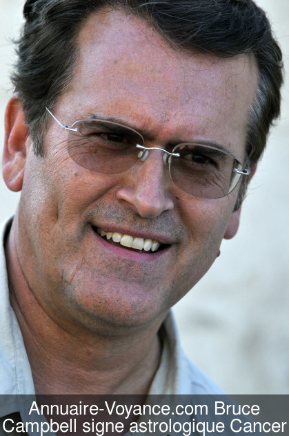 Bruce Campbell Cancer