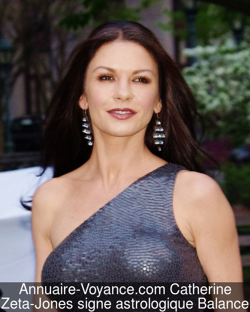 Catherine Zeta-Jones Balance