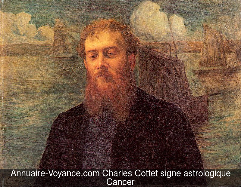 Charles Cottet Cancer