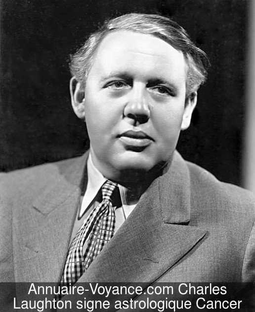 Charles Laughton Cancer