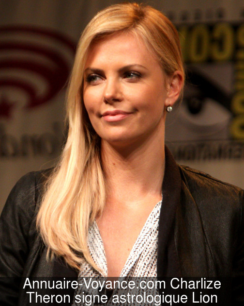Charlize Theron Lion