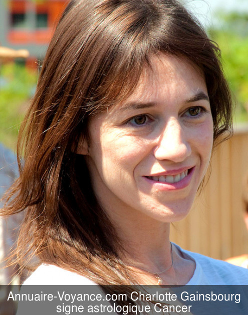 Charlotte Gainsbourg Cancer