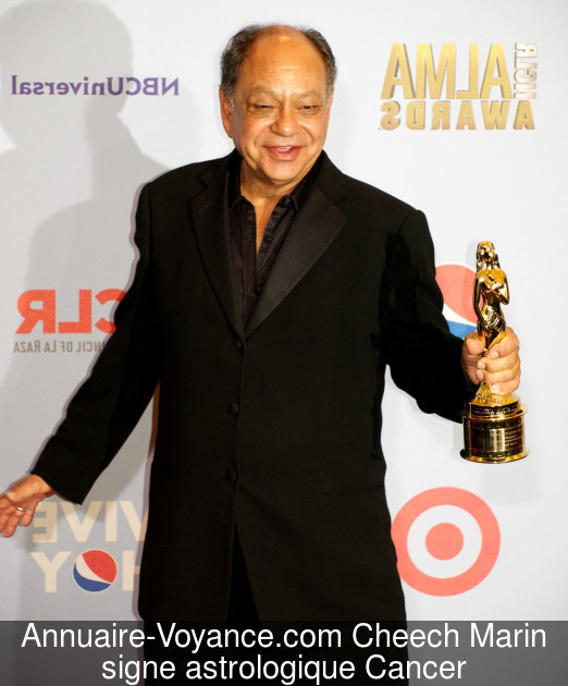 Cheech Marin Cancer