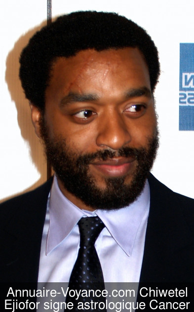 Chiwetel Ejiofor Cancer