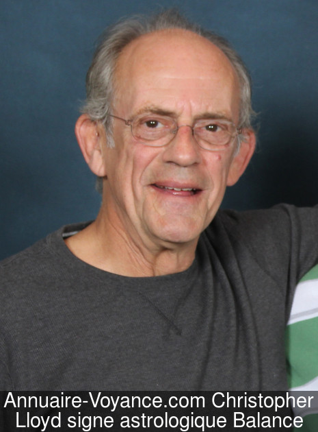 Christopher Lloyd Balance