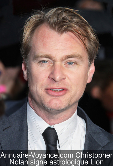Christopher Nolan Lion