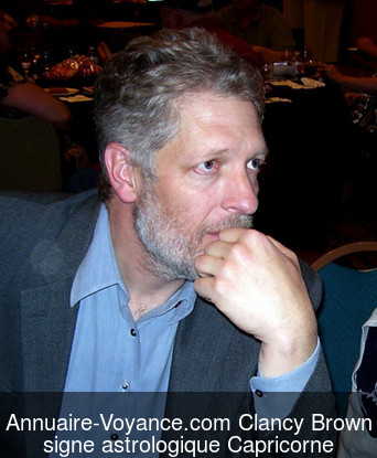 Clancy Brown Capricorne