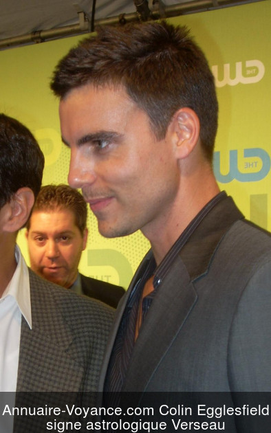 Colin Egglesfield Verseau