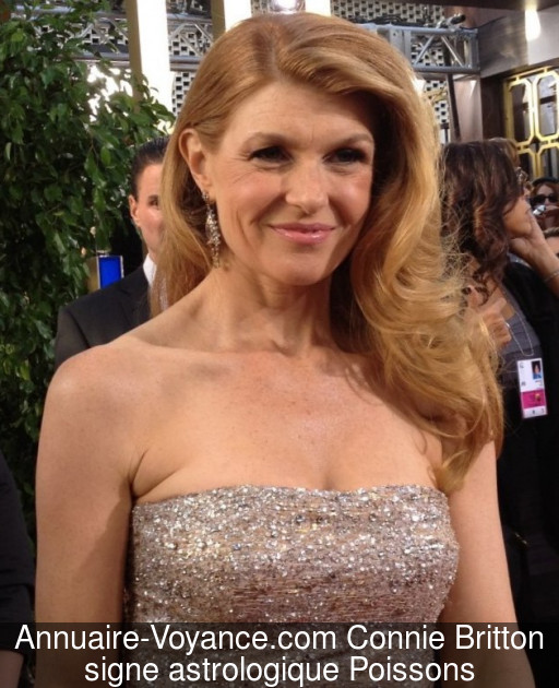 Connie Britton Poissons