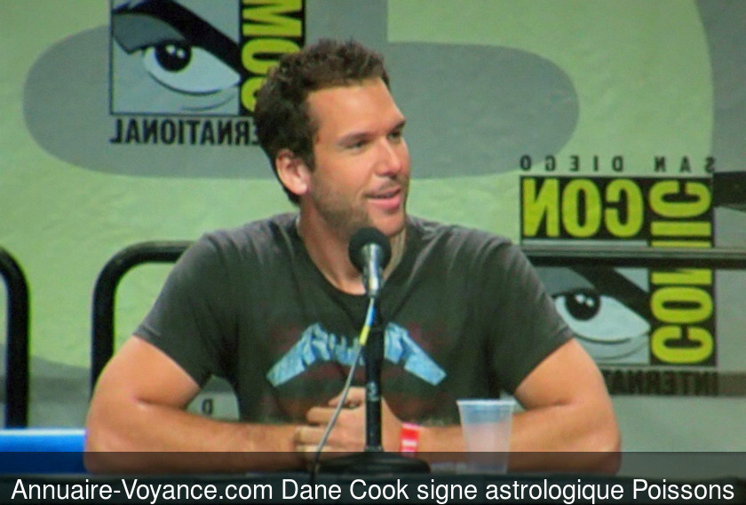 Dane Cook Poissons