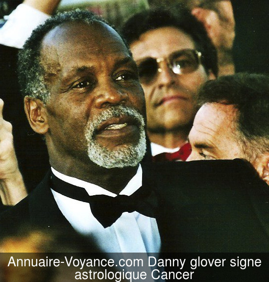 Danny glover Cancer