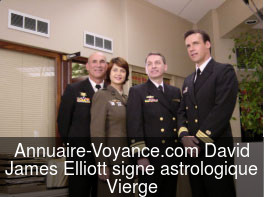 David James Elliott Vierge