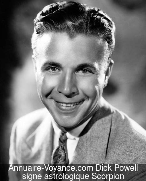 Dick Powell Scorpion