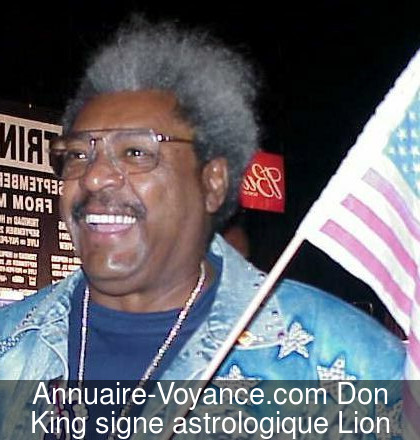Don King Lion