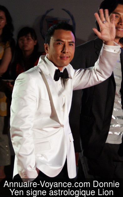 Donnie Yen Lion