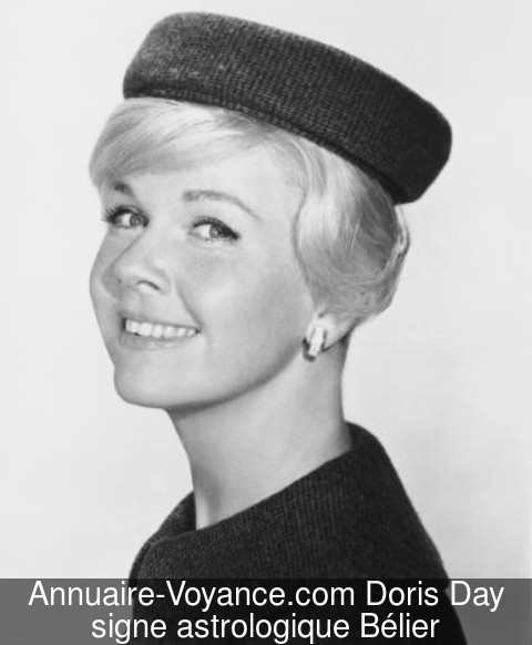 Doris Day Bélier