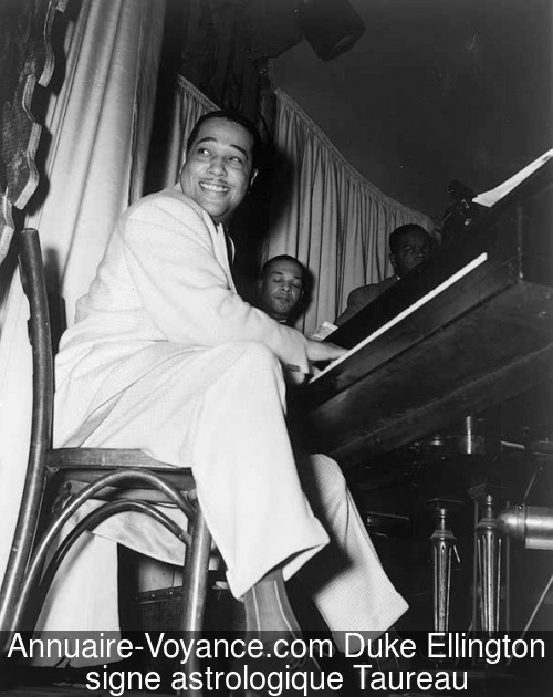 Duke Ellington Taureau